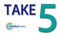 Take 5 for Wellness